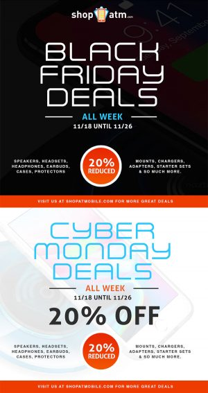 Black Friday and Cyber Monday Deals are Here Now! My Deals Today South Florida